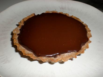 Tarte absolue chocolat