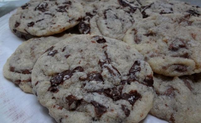Recette de cookies p pites de chocolat laura todd the kitchen around the corner - Recette cookies laura todd ...