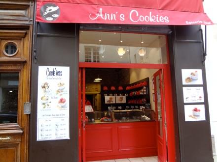 Ann's cookies boutique