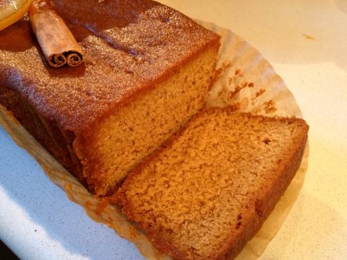 pain d'épices Toussaint