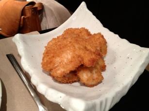 poulet crispy
