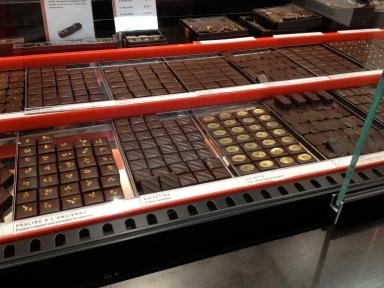 chocolats Henri Le Roux