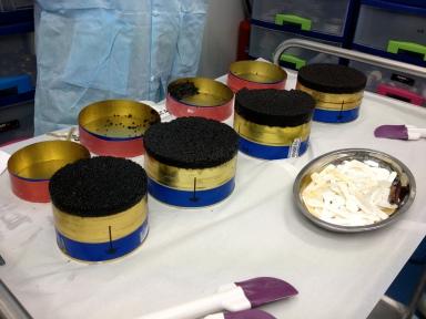 sélection de caviar Kaviari