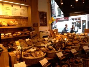 de nombreux pains