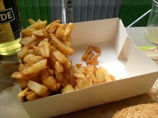 frites bioburger