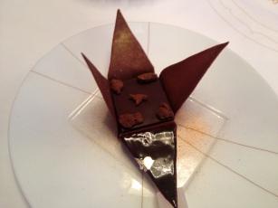 Chocolat MANJARI en Origami