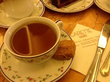 thé Carette