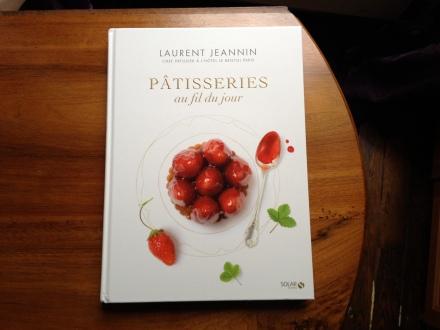 Laurent Jeannin Pâtisseries au fil du jour