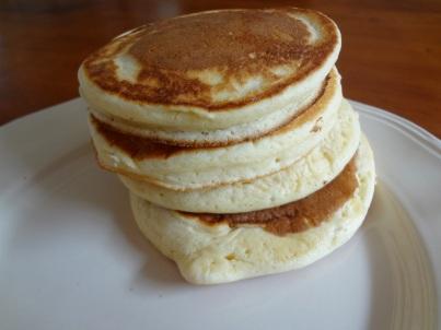 pancakes Laurent Jeannin