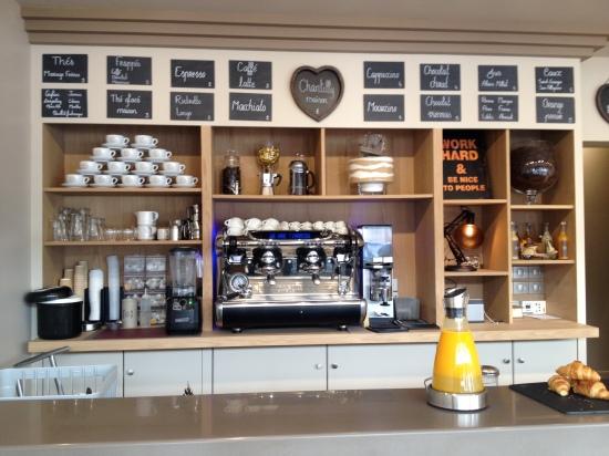 café we are tiramisu