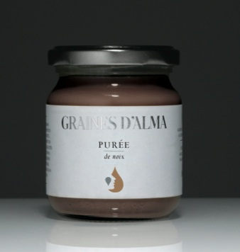 purée de noix