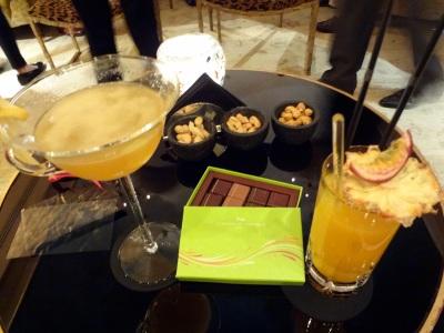 cocktails et chocolats