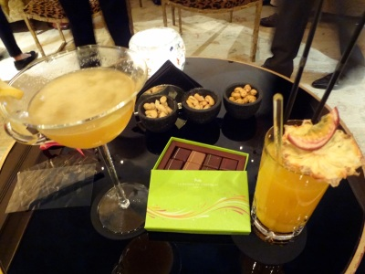 cocktails et chocolats