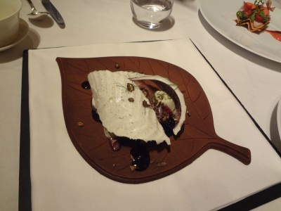 dessert au fenouil