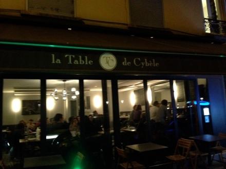 table de cybele