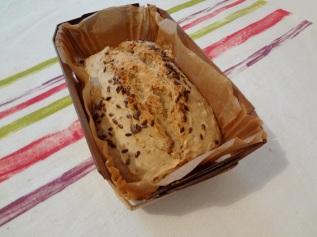 pain riz blanc et graines LBH