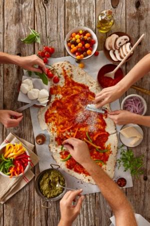 Apprendre à préparer un plat local