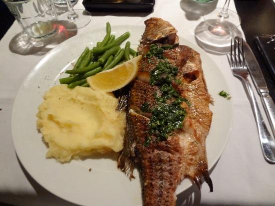 poisson chez Adom