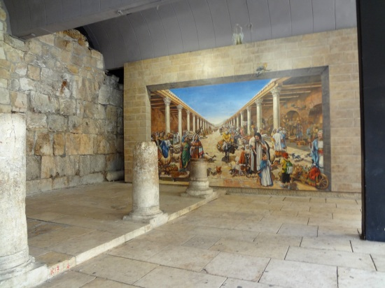Jerusalem vieille ville