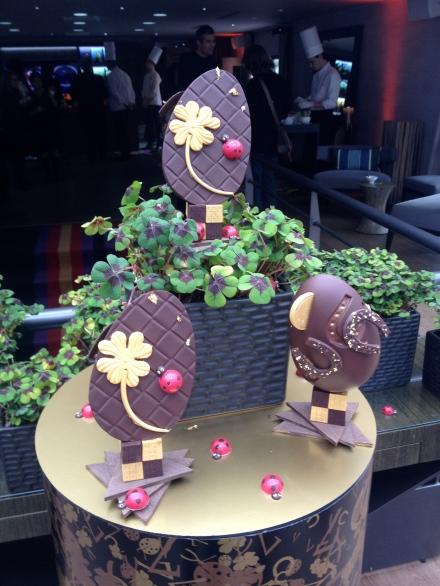 chocolats de Pâques Lenotre