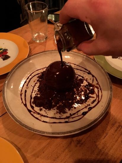 explosion chocolat