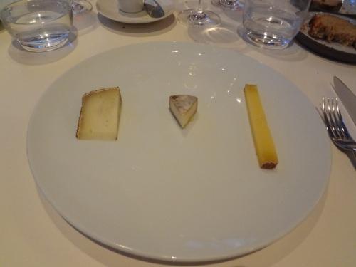 sélection de 3 fromages